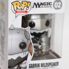 Funko Pop  Magic The Gathering GARRUK  WILDSPEAKER 02 vinyl figure Ships Boxed!