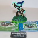Skylanders Giants Swap Series 1 Stealth Elf w/ Card Sticker & Web Code Loose NEW