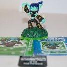 Skylanders Giants Swap Series 1 Stealth Elf w/ Card Sticker & Web Code Loose NEW