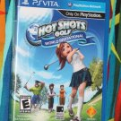 Playstation VITA PSVITA HOT SHOTS GOLF: WORLD INVITATIONAL New Ships Same Day!