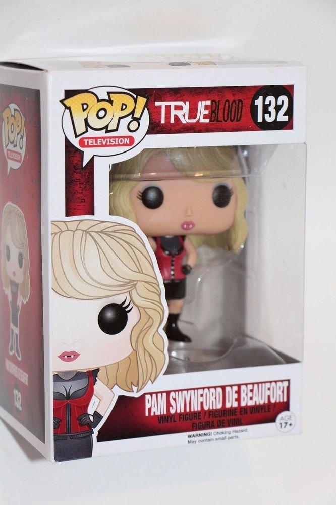 Funko Pop True Blood PAM SWYNFORD DE BEAUFORT 132 Buy 2 Get 1 50% OFF NEW!
