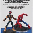 Nova & Spiderman Disney Infinity 2.0 Marvel Heroes Web Code CARD ONLY Spider-Man