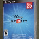 PlayStation 3 PS3 DISNEY INFINITY 2.0 GAME ONLY NEW Sealed Ships Same Day!