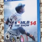 Playstation VITA PS VITA MLB 14: THE SHOW New Sealed Ships Same Day!