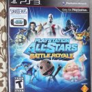 PlayStation 3 PS3 PLAYSTATION ALL-STARS BATTLE ROYALE NEW Sealed Ships Same Day!