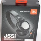 JBL J55i ON-EAR HEADPHONES W/ PURE BASS AND MIC/REMOTE NEW SHIPS SAME DAY