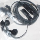 T Mobile OEM Earbuds Headphones Black w/ In-Line Mic  NEW SHIPS SAME DAY
