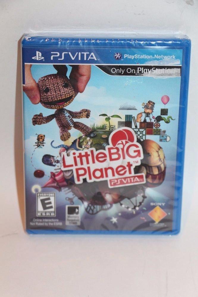 Playstation VITA PSVITA LITTLE BIG PLANET  New Ships Same Day!