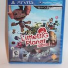 Playstation VITA PSVITA LITTLE BIG PLANET  New Ships Same Day!