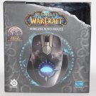 OFFICIAL SteelSeries World of Warcraft MMO Laser Wireless Gaming Mouse 8200 DPI
