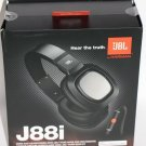 JBL J88i OVER-EAR HEADPHONES W/ PURE BASS AND MIC/REMOTE NEW SHIPS SAME DAY