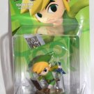 Nintendo Amiibo TOON LINK Super Smash Bros Wii U IN HAND SHIPS SAME DAY BOXED!