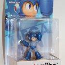 Nintendo Amiibo MEGA MAN Super Smash Bros Wii U IN HAND SHIPS SAME DAY BOXED!