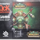 "World of Warcraft WoW Steelseries QcK Limited Edition Mousepad Large 10"" x 12"""
