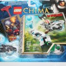 Lego LEGENDS OF CHIMA Speedorz Winzar Ice Tower (70106)