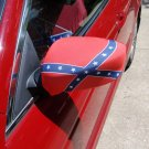 Confederate Flag Side Mirror Covers