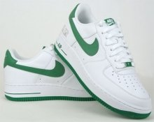 Nike Air Force 1 25Th Anniv. white/green