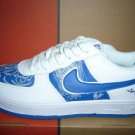 Nike Air Force 1 - LA Edition White/Blue Low
