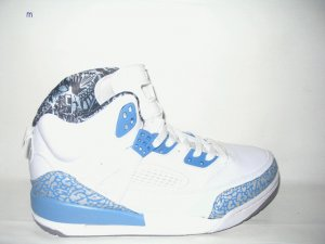 Nike Air Jordan IV.5 Spike - White/Baby Blue