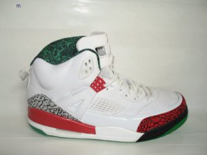 Nike Air Jordan IV.5 Spike - White/Green/Red