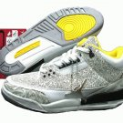 Air Jordan 3 Retro Laser Yellow