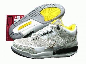 Air Jordan 3 Retro Laser Yellow