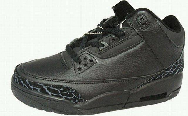 Air Jordan 3 Retro Black