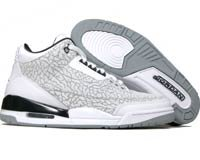 Air Jordan 3 Retro Flip White/Black/Metallic Silver/Varsity Red