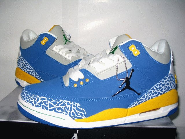 Air Jordan 3 Retro LS Do The Right Thing Edition