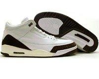 Air Jordan 3 Retro Whie/Mocha