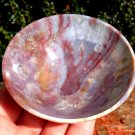 "Archangels Energy healing Crystals Gemstone Bowls 3.2"" Rainbow Jasper Angels Spiritual realm"