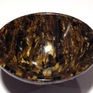 "Energy healing Crystals Gemstone Bowls 3"" Bronzite Bowl Willpower Grounding stone"