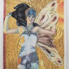 Giclee Fine Art Metaphysical Spritual Fantasy Print Art Deco Sun Maiden Fairy Faerie