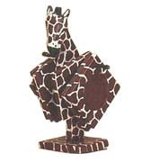 Giraffe Coaster Set