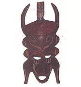 Kenyan Mask 6
