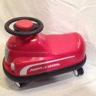 RADIO FLYER 740 CLASSIC RETRO COOL RED BUMPER CAR ride on toy