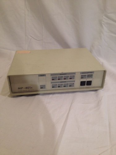 MP-401A Auto Data Switch 4-Port Sharing * Ships FREE! *