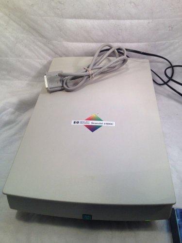 HP SCANJET 5100C COLOR SCANNER - TESTED AND WORKS!