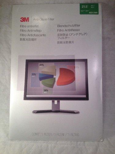 "3M AG21.5W9 Anti-Glare Filter, LCD Monitor 21.5"" Widescreen"