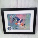 "DISNEY FRAMED ""MICKEY'S PHILHARMAGIC"" -CERTIFICATE OF AUTHENTICITY"