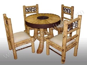 Santa Fe Dining Set Furniture