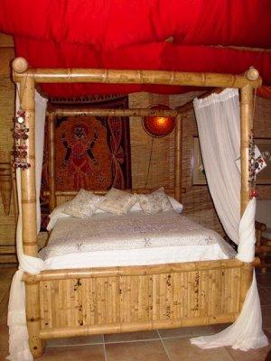Brazil Canopi Bed
