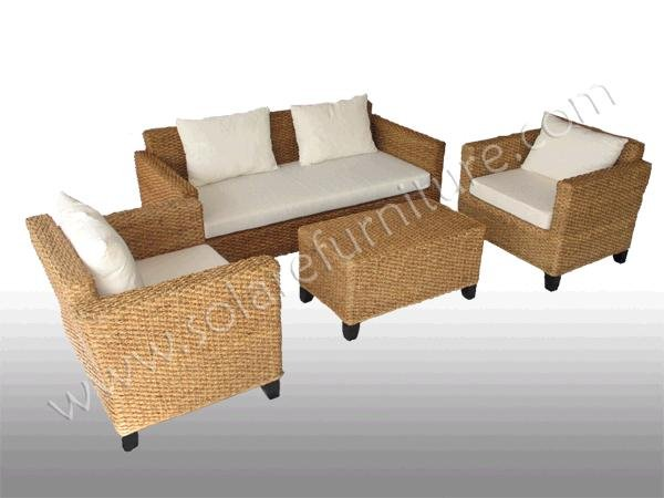 Curacao Living Set Furniture
