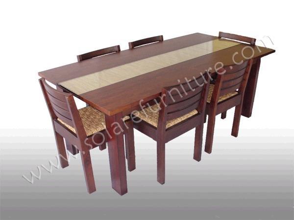 Kona Dining Table Set Furniture