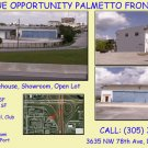 IMPROVED COMMERCIAL LAND / LOT LOCATED IN MIAMI-DADE COUNTY.