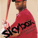 ALBERT PUJOLS 2004 Fleer Skybox Autographics Card #1 Cardinals SASE $5.00 BV 1