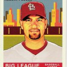 ALBERT PUJOLS 2007 Upper Deck GOUDEY SHORT PRINT Card #233 St Louis Cardinals FREE SHIPPING