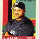 PRINCE FIELDER 2007 Upper Deck GOUDEY Red Back Variation Card # 84 Milwaukee Brewers FREE SHIPPING
