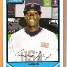 CAMERON MAYBIN 2007 Bowman Draft Futures Game Prospects Insert Card # BDPP107 DETROIT TIGERS