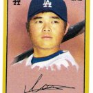 CHIN-LUNG HU 2008 Topps Target T-205 400 Designs Insert Card #TCP7 Los Angeles Dodgers FREE SHIPPING